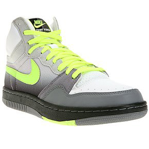 Nike Stitched Shoes