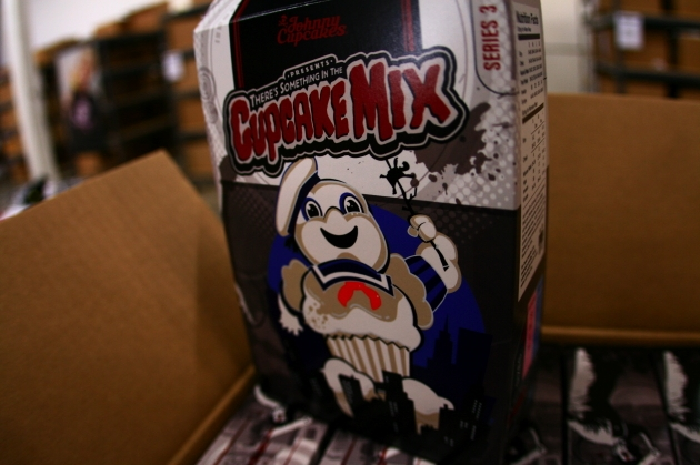 Staypuft Cupcake Man - Box