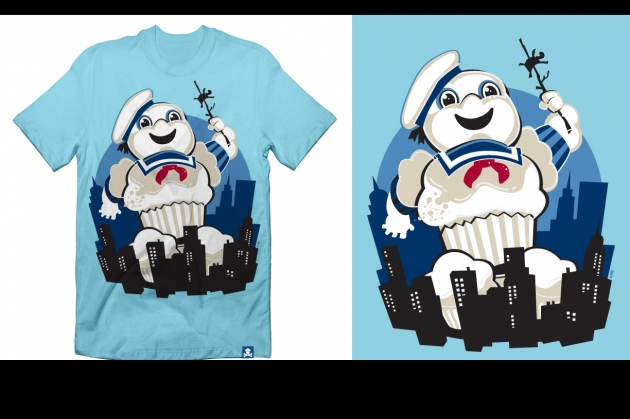 Staypuft Cupcake Man