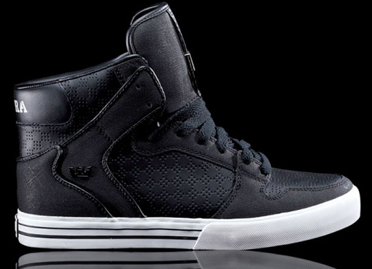 Supra Vaider Shoes Black