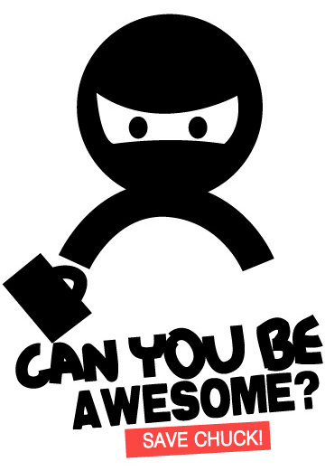 savechuck-can-you-be-awesome