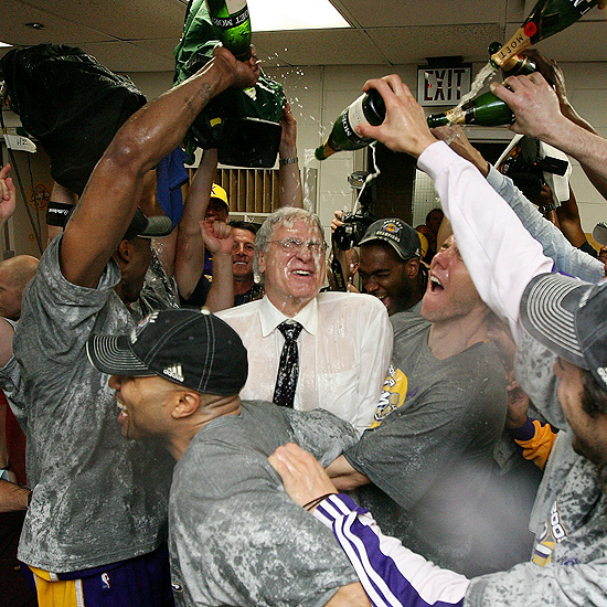 lakers world champions