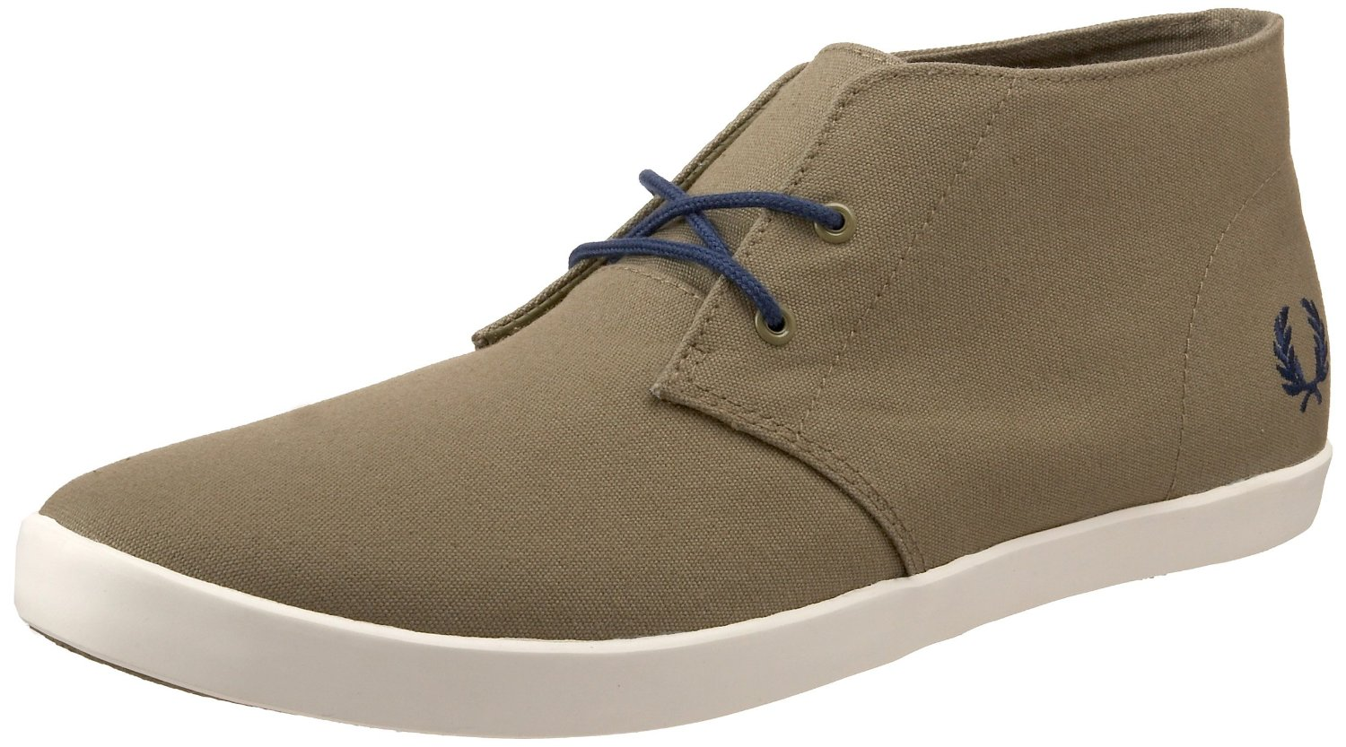 Fred Perry Byron Mid Canvas Sneaker