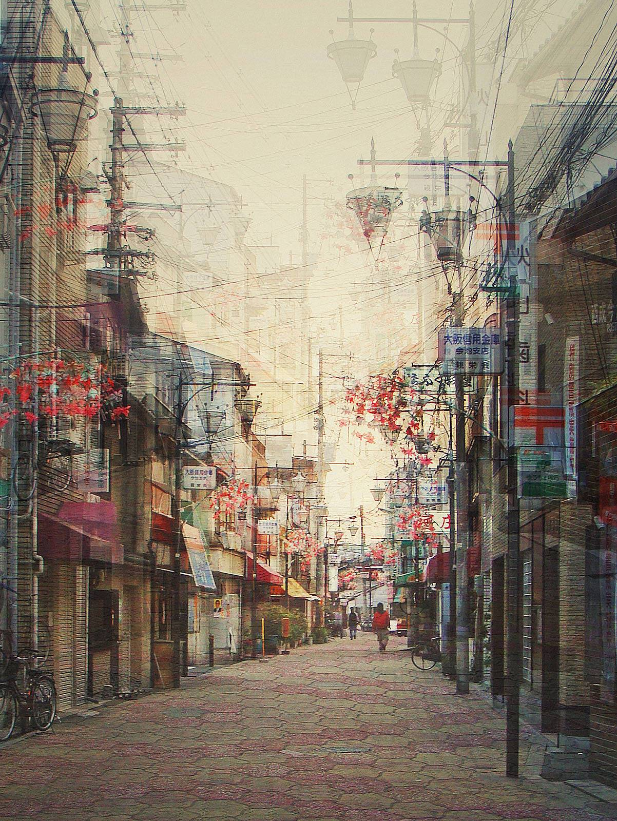 Inspiration Multi Exposure Photography Of Stephanie Jung