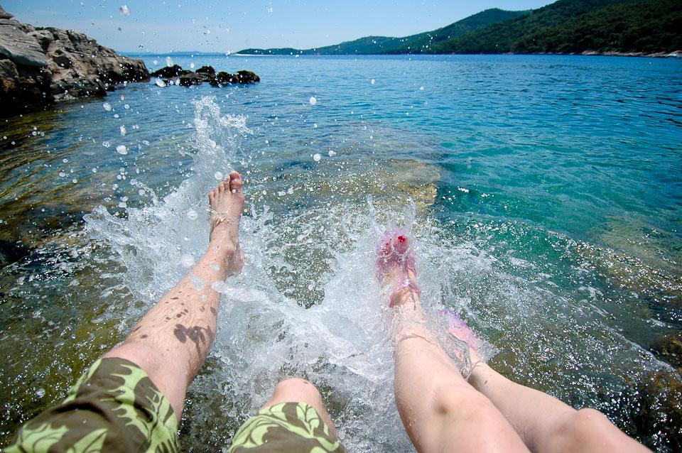 Dugi Otok, Croatia.