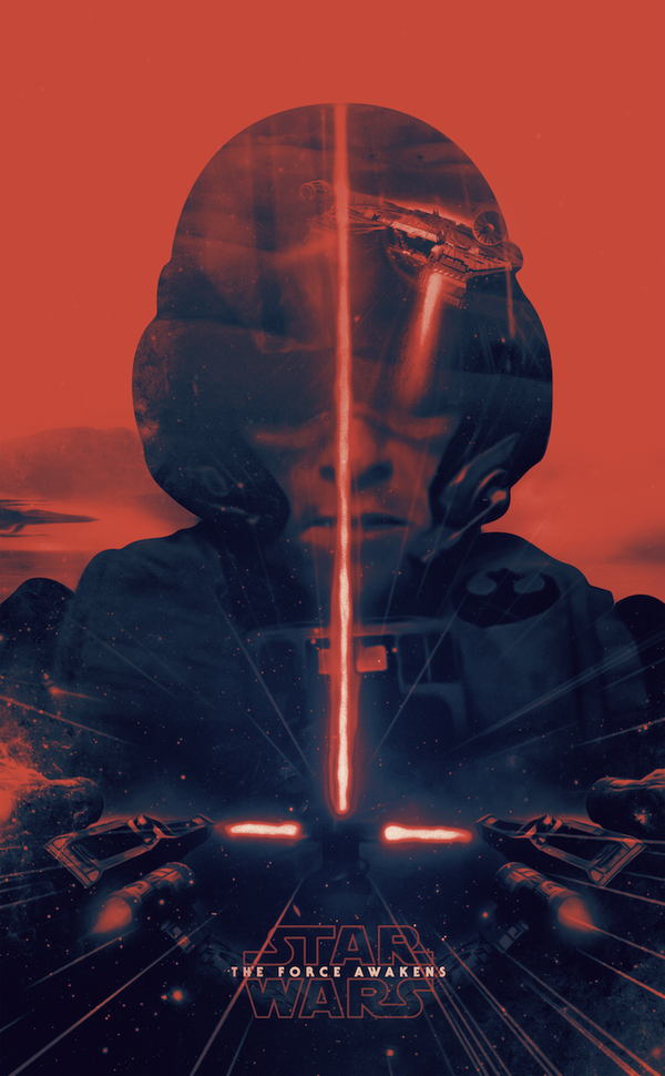 """Awesome Fan Art From """"Star Wars VII: The Force Awakens ..."""